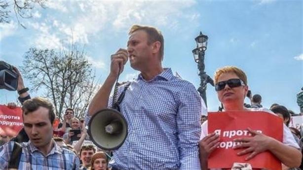 Phản đối ông Putin nhậm chức, phe đối lập tự phân rã...