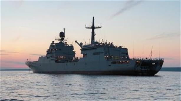 Nga buộc phải hoàn thiện tàu đổ bộ nội sau vụ Mistral
