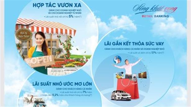 VietinBank:Ưu đãi lãi suất cho vay đối với khách hàng cá nhân