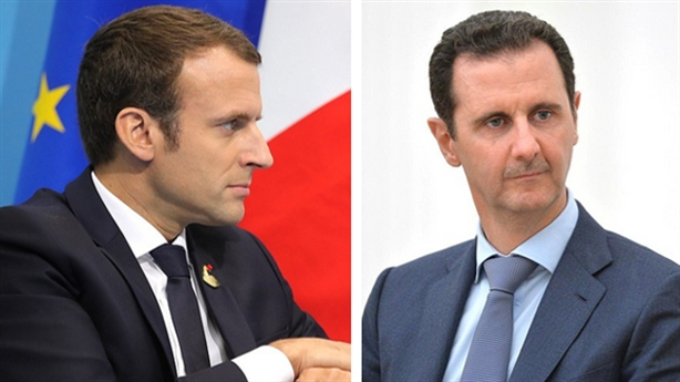 Trước khi thăm Nga, ông Macron nói về tương lai Assad