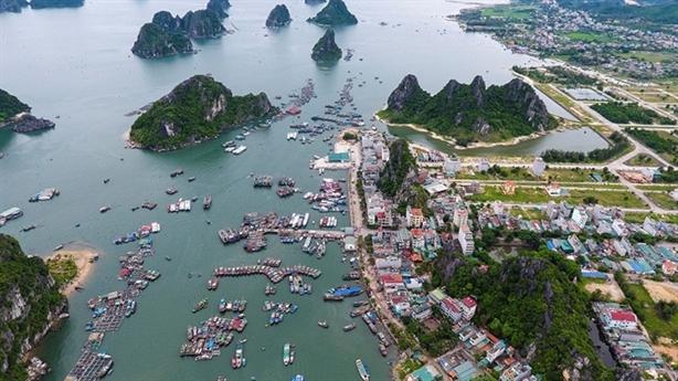 Sự thật thông tin rao bán đất đảo tại huyện Vân Đồn