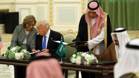 Putin - nguyên nhân chính khiến Trump cày xới lại Trung Đông