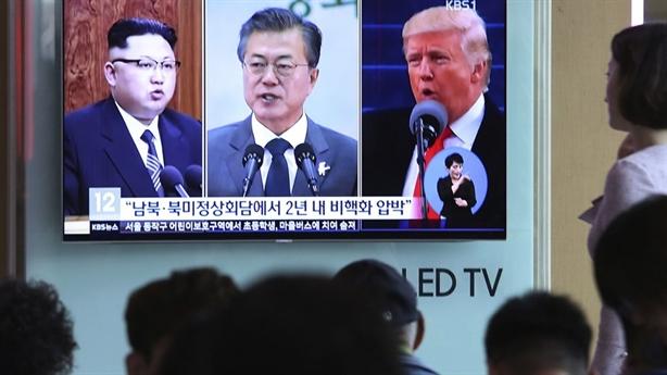 Triều Tiên chỉ cần Mỹ ký hiệp định hòa bình