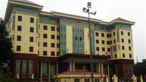 Bộ bác kế hoạch xây trụ sở trăm tỷ của Hà Giang