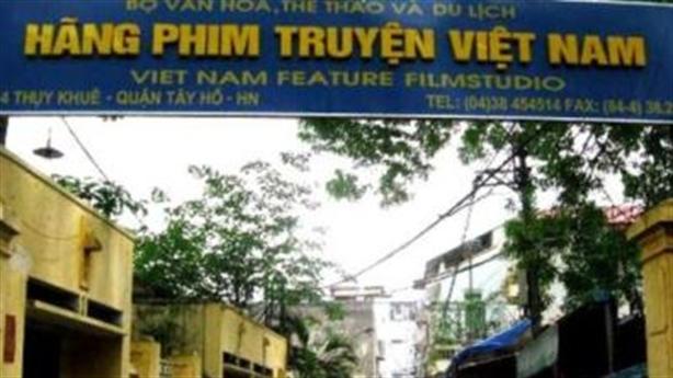 Xử lý dứt điểm cổ phần hóa hãng phim Việt Nam