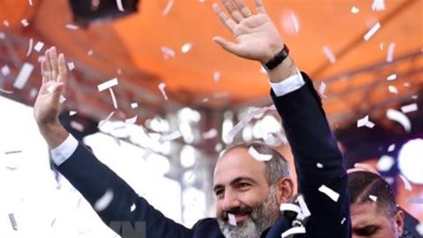 Hậu Cách mạng Nhung tại Armenia: Washington lại việt vị trước Putin