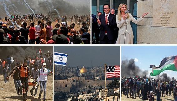 Israel giết 52 người Palestine: Dấu chấm hết cho hòa bình Palestine?