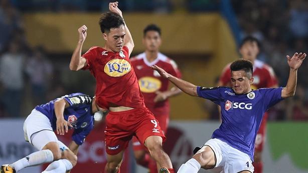 HAGL hòa Hà Nội FC: Trọng tài ép ngược HAGL?