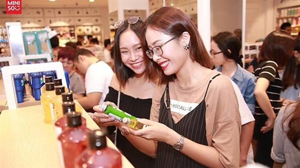 Mumuso, Miniso bán hàng Trung Quốc: Chiêu mập mờ?