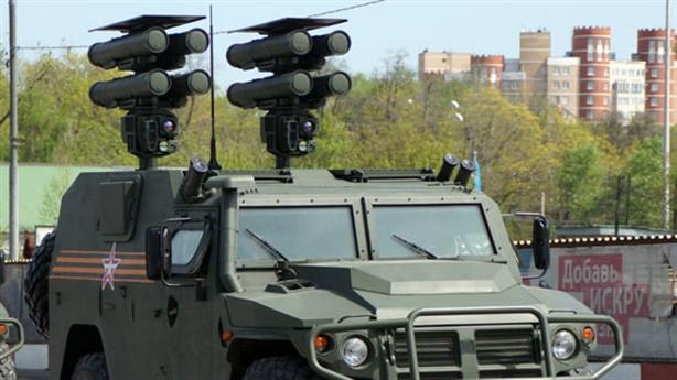 Nga cung cấp cho SAA tên lửa Kornet-D diệt phiến quân