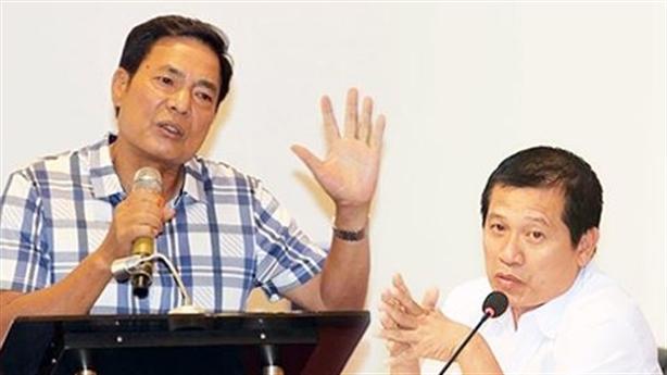 Cuộc họp VPF và Ban Trọng tài: 'Sặc mùi xã hội đen'