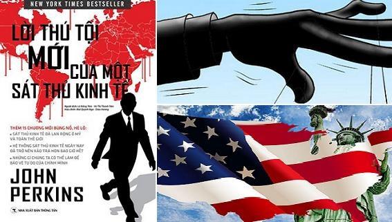 Bàn tay đen Mỹ dưới ngọn cờ 'sứ mệnh cao cả'