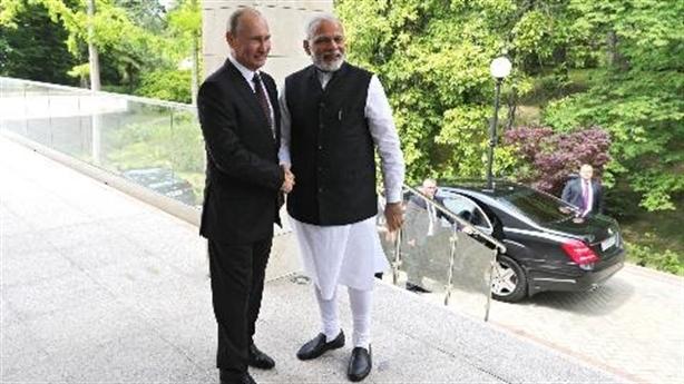 Ấn Độ đánh tiếng cảnh báo Nga