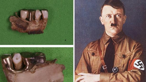 Phát hiện bất ngờ, trùm Hitler ăn chay