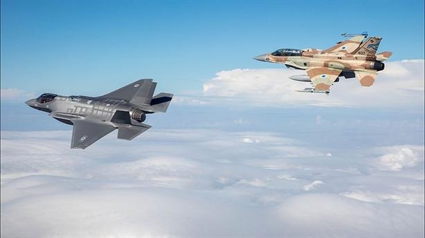 F-35I coi phòng không Syria là trò đùa