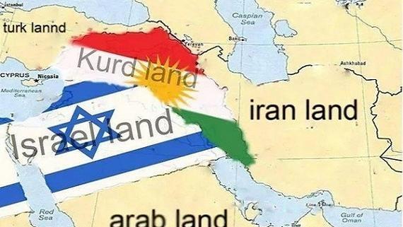 Người Kurd độc lập: Con bài tủ trong tay áo của Mỹ-Israel