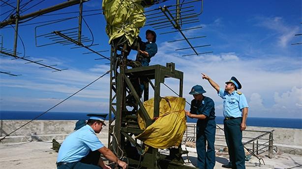 Việt Nam số hóa radar thế hệ cũ