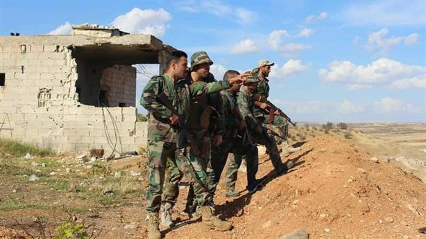 SAA chuẩn bị đánh lớn vào Deir Ezzor diệt IS