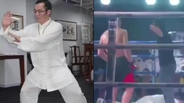 Cao thủ Võ Đang: Bất bại 22 năm, knock-out trong 3 giây