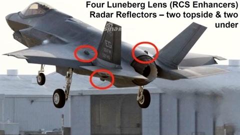 F-35I Adir đánh bại S-400 khi vẫn còn 'giấu bài'?