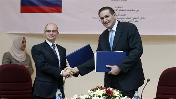 Nga giúp xây nhà máy điện hạt nhân sát nách Israel