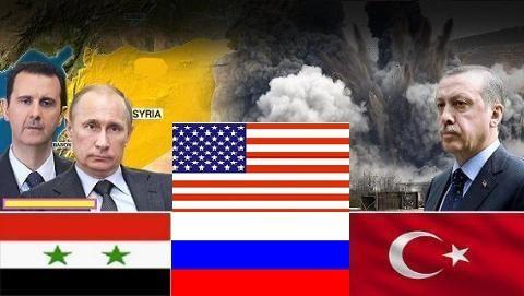 Mỹ-Thổ tung hứng, chia chác lãnh thổ phía Bắc Syria