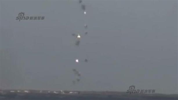 Su-34 tung 1 đòn diệt 6 xe quân sự của phiến quân