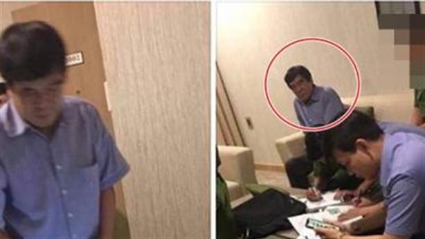 Tình tiết khó xử vụ Phó Chủ tịch VFF vào khách sạn