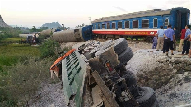 Ông Vũ Anh Minh: Đường sắt vẫn là an toàn nhất