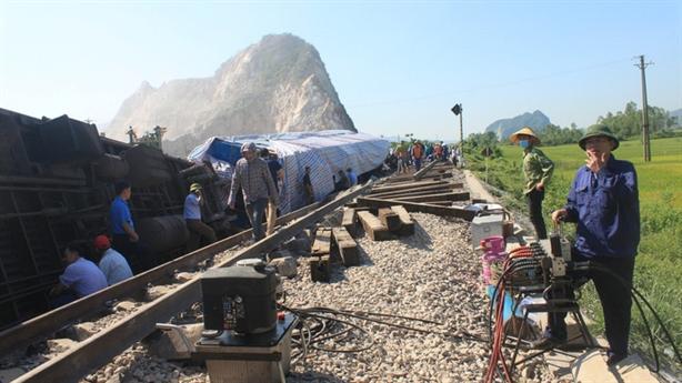 3 ngày 4 tai nạn: Cục Đường sắt nói không có lỗi