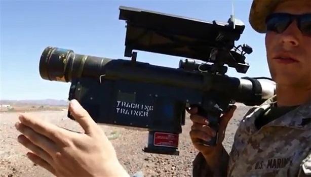 Tên lửa MANPADS Mỹ đốt nóng biên giới Nga