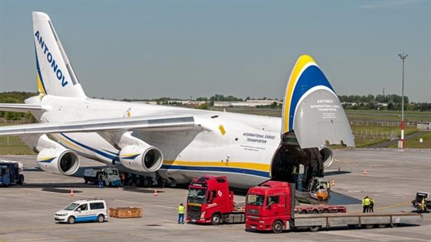 Mỹ thuê An-124 Ukraine chở 'sát thủ' đến Ba Lan