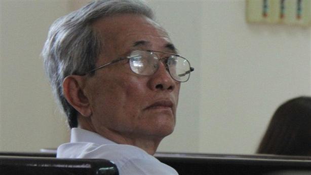 Xử giám đốc thẩm vụ Nguyễn Khắc Thủy: Bất ngờ tin mới