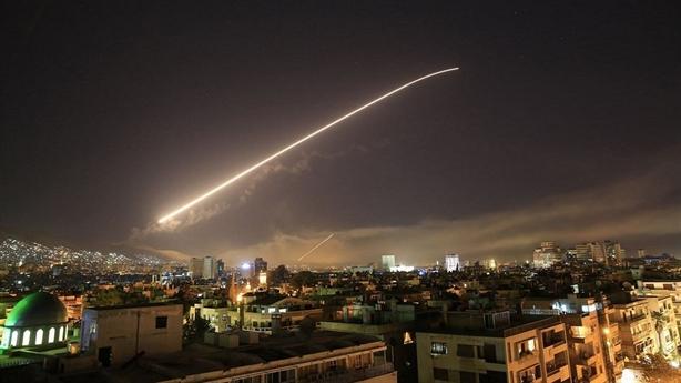 E ngại Nga, Mỹ-Anh-Pháp không tấn công tổng lực vào Damascus