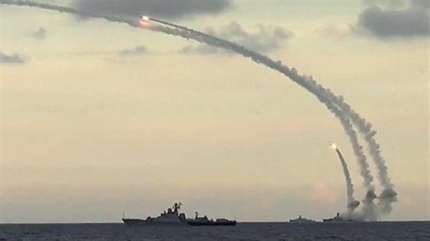 Hạm đội Biển Đen nhận thêm chiến hạm tấn công ngàn km