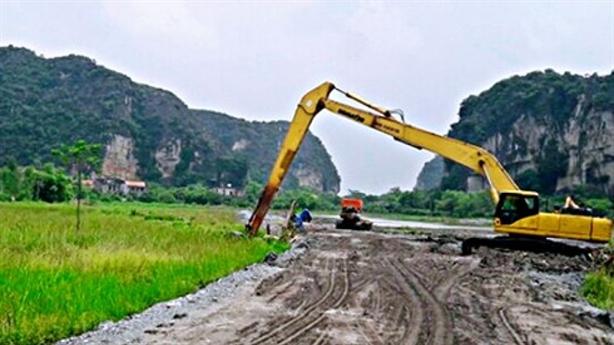 Dự án đội vốn ngàn tỷ ở Ninh Bình: Bộ lý giải