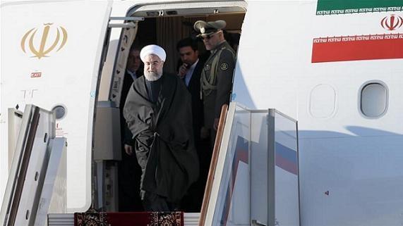 Mỹ rút khỏi JCPOA: Giáng đòn vào 'Air Force One' Iran