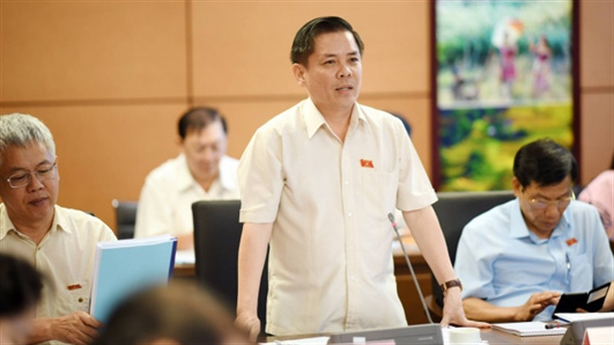 Bộ trưởng GTVT trả lời chất vấn: Những điểm nóng