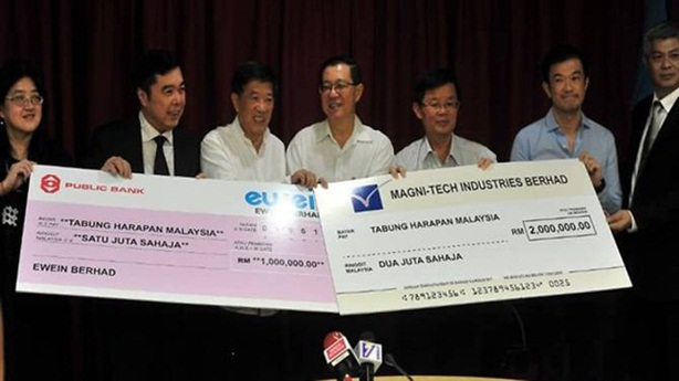 Chính phủ Malaysia lập quỹ để công dân giúp trả nợ công