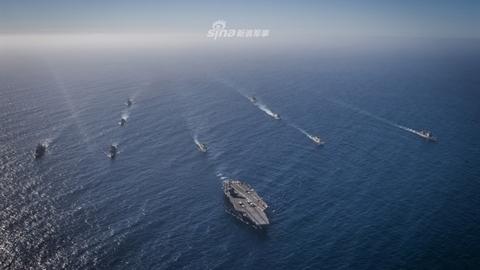 Báo Trung Quốc bình luận Mỹ mời Việt Nam dự RIMPAC 2018