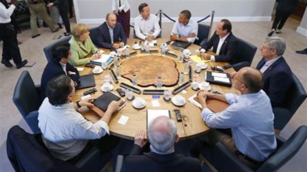 Đức kêu gọi Nga quay lại G8: Nga không còn mặn mà