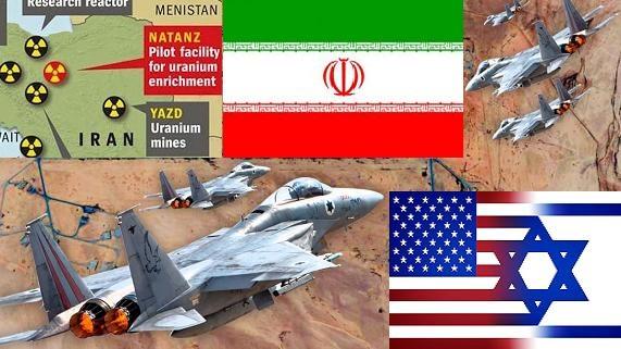 Mỹ-Israel chuẩn bị không kích Iran, dằn mặt Triều Tiên?