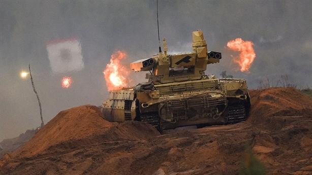 'Kẻ hủy diệt' Nga diệt mục tiêu không cần chạm nổ