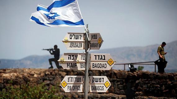 Israel trả cao nguyên Golan cho Syria: Thỏ rơi vào tay cáo…