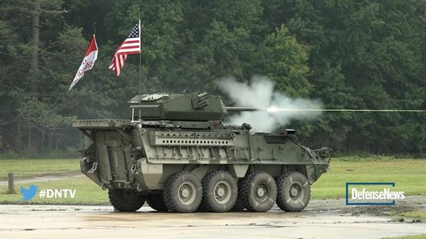 Xe Stryker đủ sức đánh bại mọi loại tăng đến sát Nga