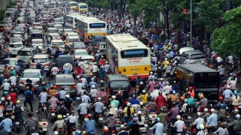 Hà Nội tính thu phí chống ùn tắc: Dân được chọn không?