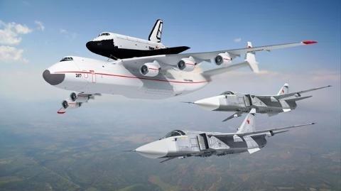 Đoạn tuyệt Nga, tương lai ảm đạm của An-225 Mriya và Antonov/Ukraine
