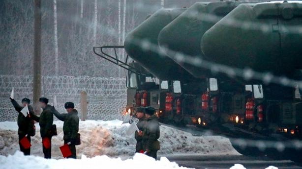 Tên lửa ICBM Nga được bảo vệ bằng robot cực mạnh