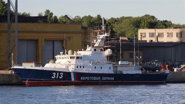 Nga điều thêm tàu tuần tra chống phá hoại cầu Crimea