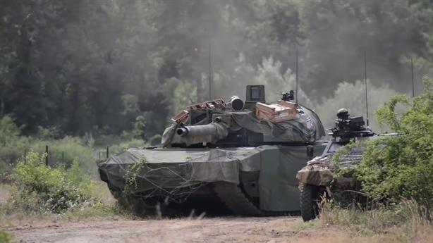 Nguyên nhân khiến Pháp vội nâng cấp tăng Leclerc